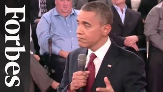 Best Moments of The Debate: How Obama Won   Forbes