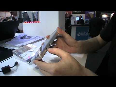 Viewsonic Viewpad 7 at WMC 2011