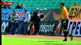 ЛЕВСКИ (Сф) - ЦСКА (Сф) - 07. 04. 2007 - Първо полувреме