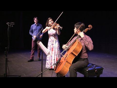 Scandinavian Folk Suite - Flute, Violin & Cello