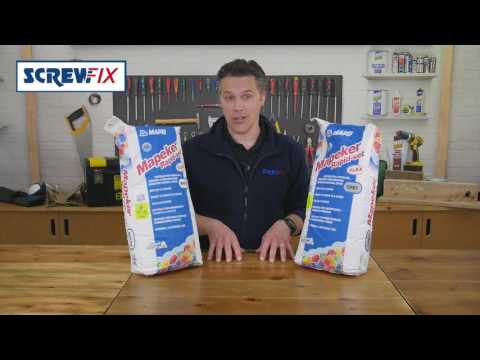 Screwfix - MAPEI RAPID-SET ADHESIVE