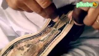 Как делают обувь Louis Vuitton. Каждую пару вручную(, 2012-02-03T12:00:37.000Z)