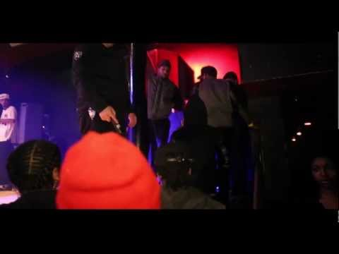 Hot Lotto & Xpensive Ent. Perform Live At Fur Nightclub In DC [Xpensive Ent. Submitted]