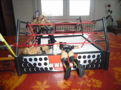 FWE RAW avant elimination chamber