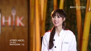 Video ATRIES - Contestant Profile - Hell's Kitchen Indonesia download MP3, 3GP, MP4, WEBM, AVI, FLV Agustus 2018