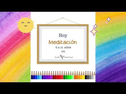 Meditación para niños N° 1