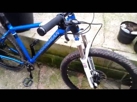 Boardman Team 2016 Independent Mountain Bike Review Part 2