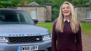 Motors.co.uk - Range Rover Sport Review