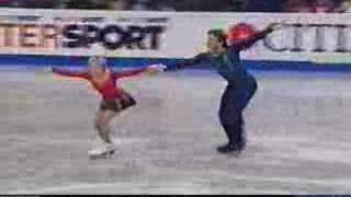 Berezhnaya and Sikharulidze 1999 Worlds SP
