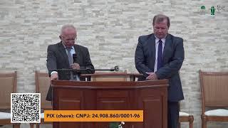 Culto de Adoração - 23/05/2021 - Igreja Presbiteriana do Calhau