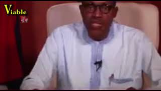 Elections Eve : Full text of President Buhari's National Broadcast