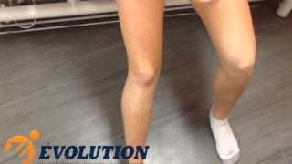 Évolution Taping Tendinopathie Rotulienne