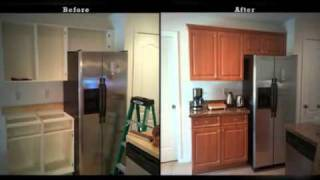 Kitchen Cabinet Refacing, Kitchen Remodeling, Kitchen Design, Cabinetry