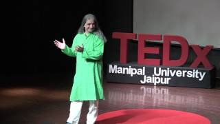 All About You ! | Khurshid Batliwala | TEDxManipalUniversityJaipur
