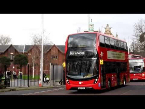 London's route 69: the next level of competitive and clean transportation