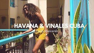 HAVANA & VINALES TRAVEL VLOG 2019 | FALLING IN LOVE WITH CUBA