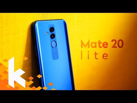 Mate 20 lite Review! - Fast konkurrenzlos?