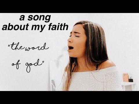 the word of god (original song) - caroline manning