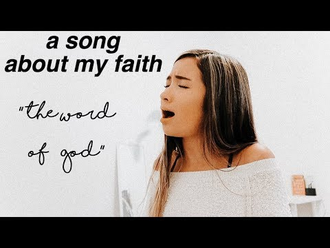 the word of god (original song) - caroline manning
