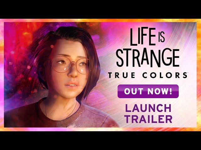 Life is Strange: True Colors - Launch Trailer (ESRB)