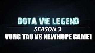 DVLSS3 | Bán kết 2 | Vũng Tàu VN vs New Hope VN Game 1