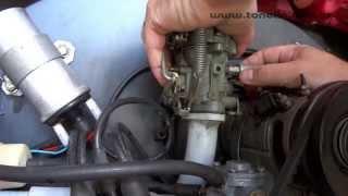 Tonella - carburador fusca 1/7 HD