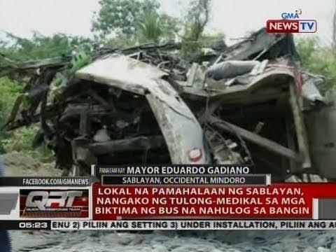 QRT: Panayam kay Mayor Eduardo Gadiano, Sablayan, Occidental Mindoro