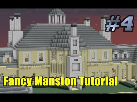 Inferno's Fancy Mansion Tutorial - Part 4 (MORE MISTAKES? =/)