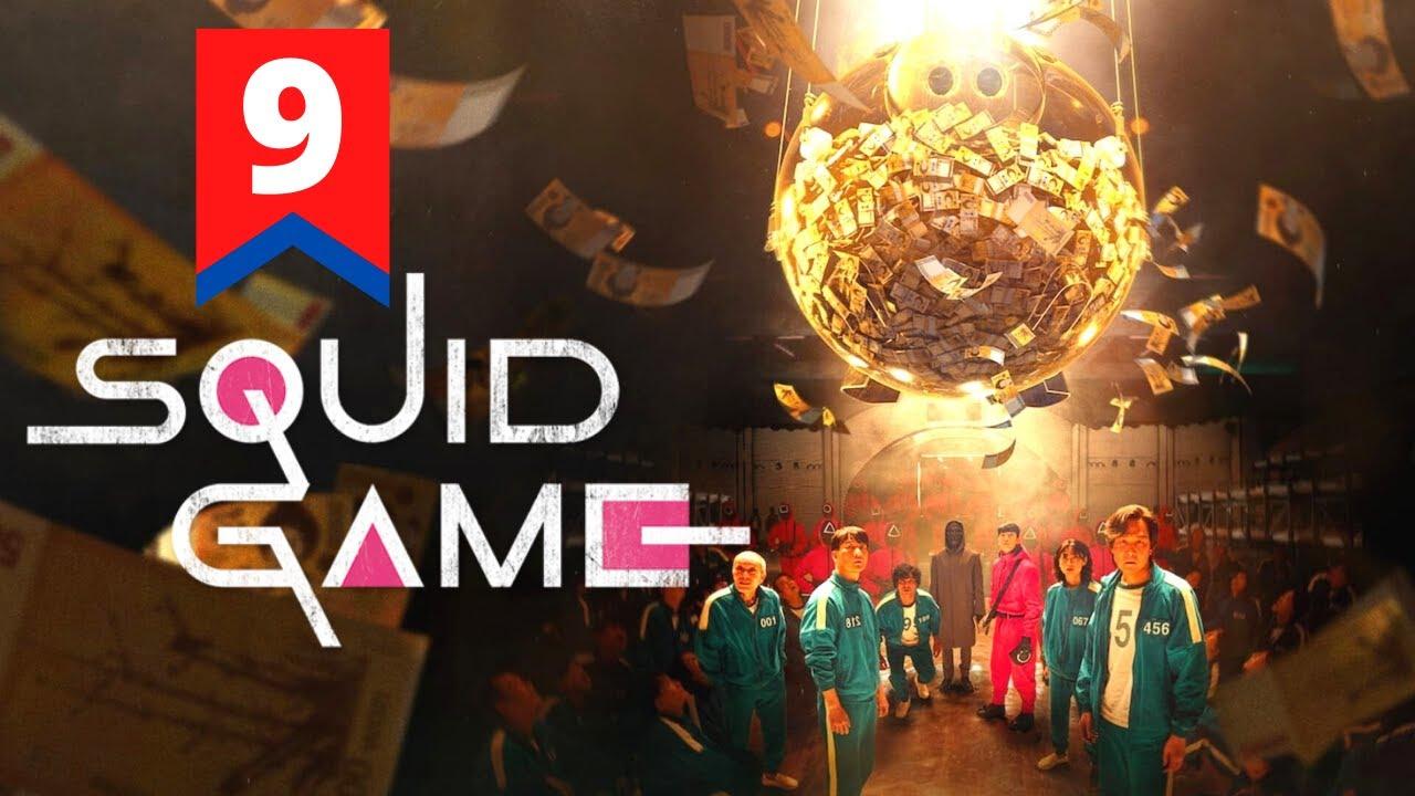 Download Squid Game Season 1 Episode 9 Explained in Hindi | Hitesh Nagar