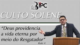 Culto Solene - 31/05/20