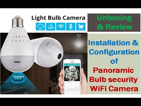 Download 360 Vision Smart Home Camera Bms Wifi Fish Eye