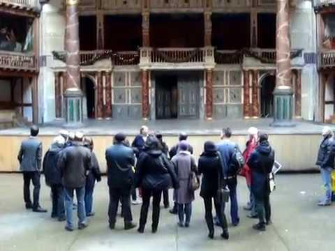Camden Lock & Globe Theatre - London, UK