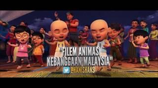 Review Upin & Ipin Keris Siamang Tunggal