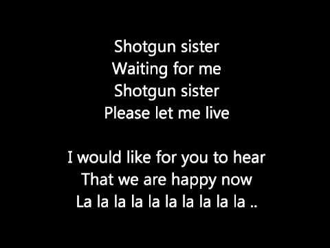 Friska Viljor - Shotgun Sister (Lyrics + HD Quality)