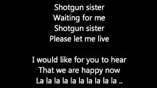 Friska Viljor - Shotgun Sister (Lyrics + HD Quality)