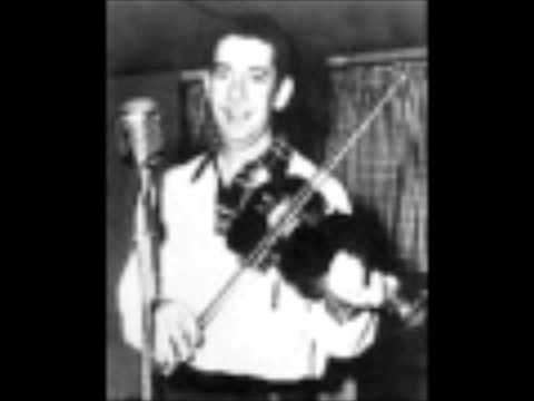 Gran Prairie, Harry Choates on fiddle, Happy Fats LeBlanc on bass and vocal, 1940