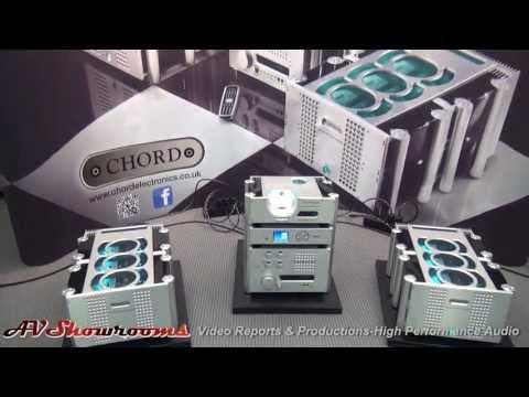 Chord Electronics, Dynaudio Loudspeakers