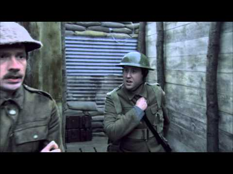 Horrible Histories WWI: Global accents in  trenches_ New Ladies