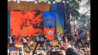 Download 190515 - Fire - BTS 방탄소년단 - GMA Summer Concert Series - HD FANCAM Mp3 and Videos