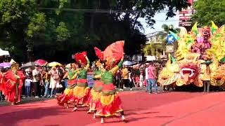 Pawai budaya kota Probolinggo ( musik daul Lancenk Tresna )