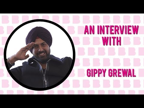 Subedar Joginder Singh Special | Interview with Gippy Grewal