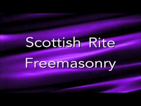 Scottish Rite Freemasonry - Part 1