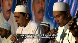 JAVA SPIRIT, THE: Religious Diversity in Indonesia