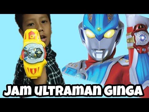 Jam Ultraman Ginga | Perubahan Ultraman Ginga