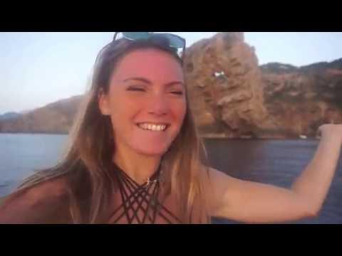 Sailing in Spain!