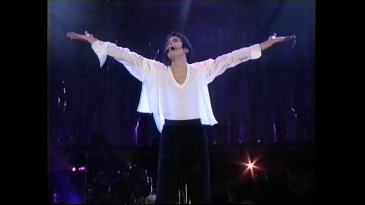 Michael Jackson - Will You Be There Live a Bucarest nel 1992-1076