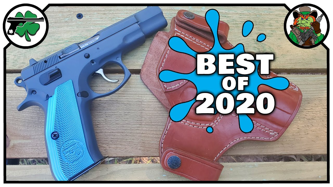 Top 5 Firearms That I Purchased In 2020
