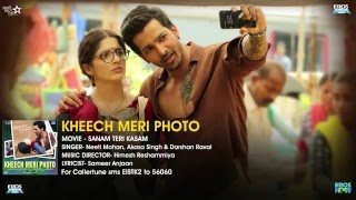 Kheech Meri Photo   Full Audio Song   Sanam Teri Kasam   YouTube