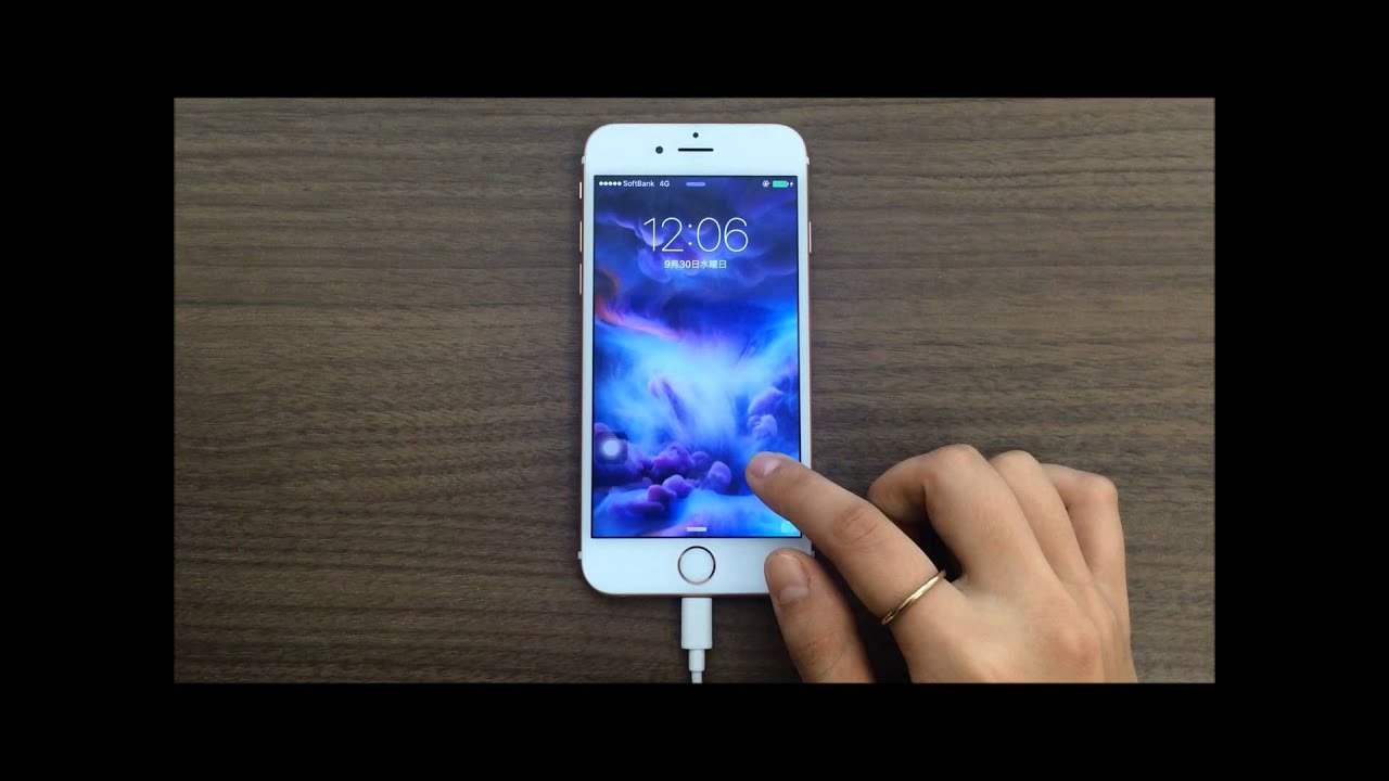 Iphone 6s Live Photos を実際に動かしてみました Youtube