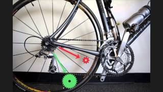 How to Win a Bike Race: Using Gears